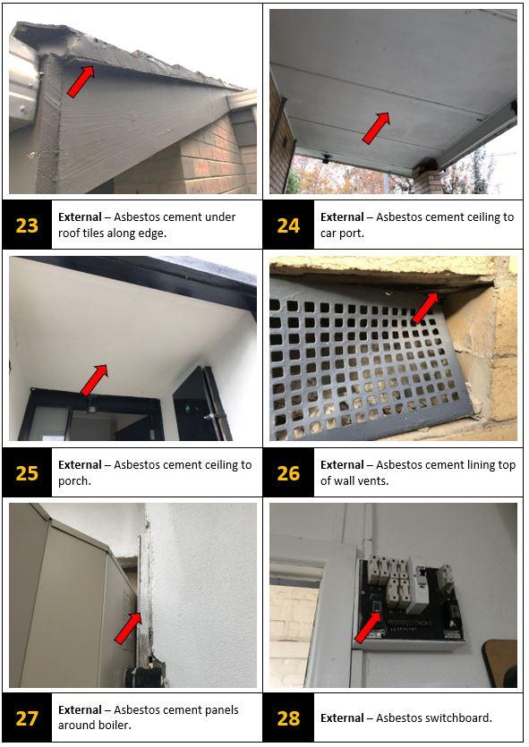 asbestos house